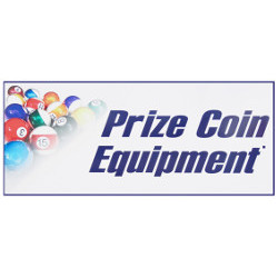 Prize Coin Equipment Logo
