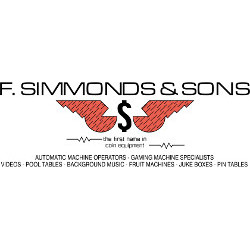 F Simmonds Logo